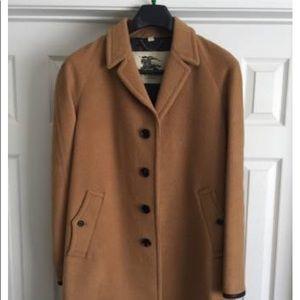 NWOT Prorsum Burberry London Mens Overcoat size 42